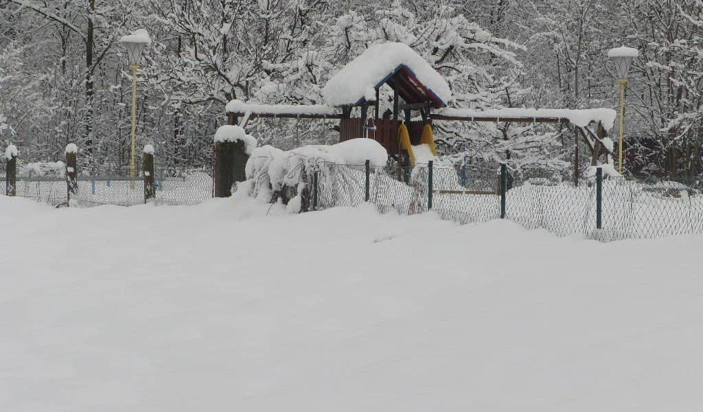 Umgebung Winter 2