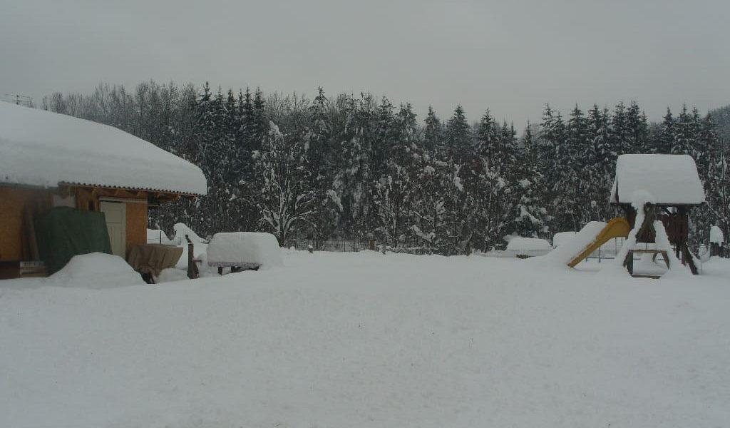 Umgebung Winter Garten
